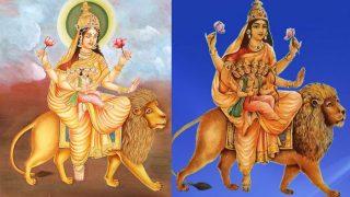 Shardiya Navratri 2020 5th Day: मां स्कंदमाता का होता है नवरात्रि का पांचवां दिन, इस तरह से करें पूजा, जानें मंत्र और महत्व