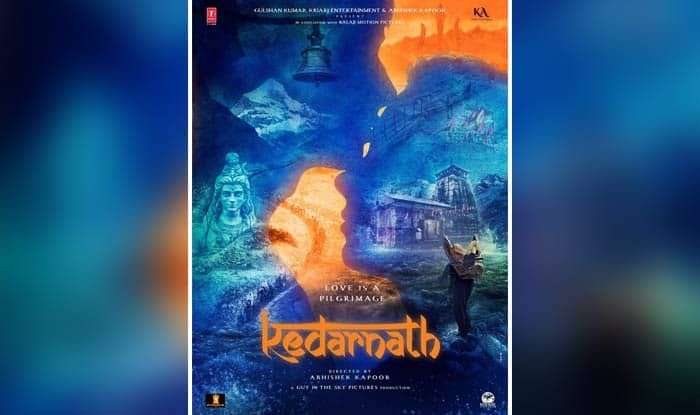 Kedarnath First Look Poster Out, Feat Sushant Singh Rajput