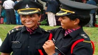 Martyr Colonel Santosh Mahadik's wife Swati Joins Indian Army, Commissioned as Lieutenant