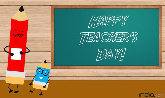 Teacher's Day 2017 Wishes: Best Messages, WhatsApp Gif