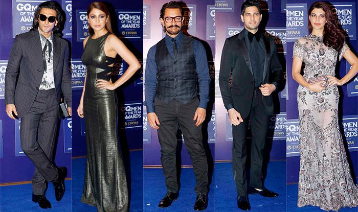 GQ Awards Men Of The Year 2017 Winners: Aamir Khan, Anushka Sharma, Ranveer Singh Win Big At The Celebrated Event