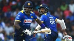 Sri Lanka Beat India by 7 Wickets, Take 1-0 Lead