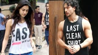 Tiger Shroff Takes Ladylove Disha Patani On A Lunch Date And They Dressed Up Just Like Us