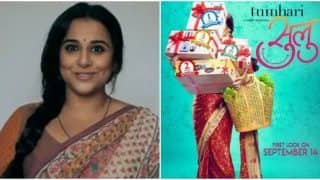 Tumhari Sulu Teaser OUT: Vidya Balan's Film Will Definitely Bring A Smile On Your Face