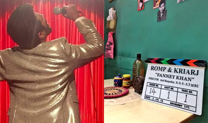 Aishwarya Rai and Anil Kapoor starrer Fanney Khan goes on floors