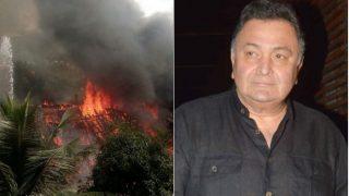 आरके स्टूडियो में लगी आग पर बॉलीवुड सितारों ने जताया दुख