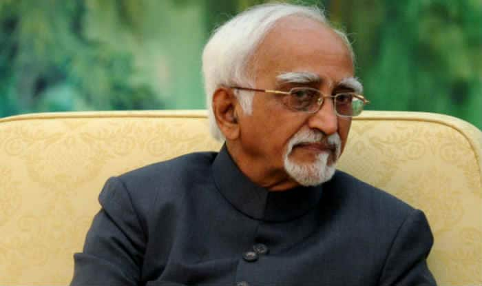 Attempt to poison drinking water of madrasa run by Hamid Ansari's wife