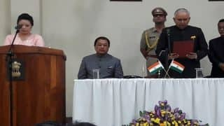 Vanlalawmpuii Chawngthu Becomes Second Woman to be Inducted in Mizoram Council of Ministers After 30 Years