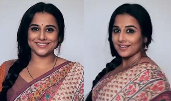 Vidya Balan Gives Us The Perfect Tease Before Tumhari Sulu Teaser Hits Screens