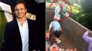 Vivek Oberoi Shares Video of Ganpati Idols Being Destroyed, Urges People to Switch to Eco-friendly Ganeshas