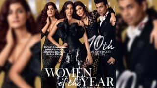 Sonam Kapoor, Anushka Sharma, Karan Johar And Twinkle Khanna Are Making Us Go WOW On The Latest Cover Of Vogue India