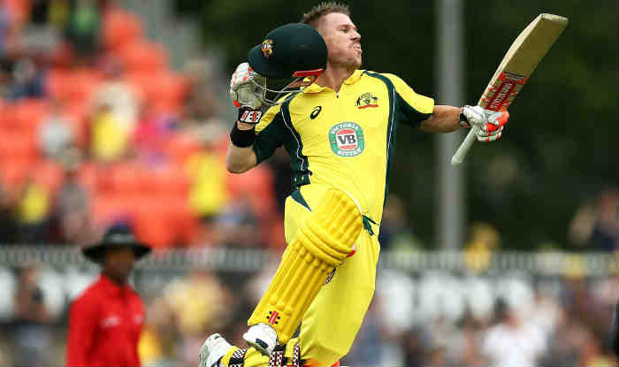 Warner compares Guwahati track to English wickets