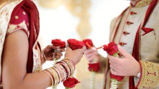 शादी के रिसेप्शन में नागा दंपत्ति ने पोज देते हुए खिंचवाई ऐसी फोटो, पुलिस ने किया गिरफ्तार