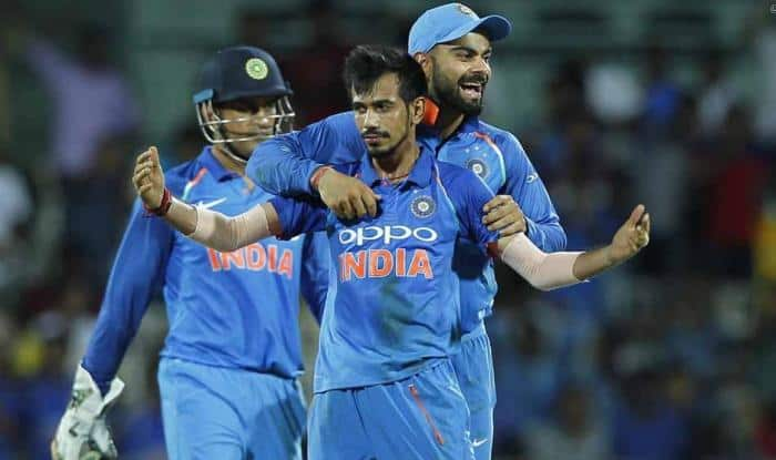 Yuzvendra Chahal Has Glenn Maxwell's Number and He's Loving It