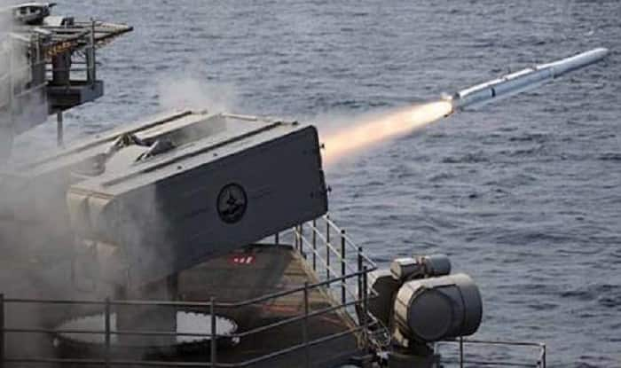 Pakistan Navy successfully fires anti-ship missile from helicopter