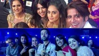Zee Rishtey Awards 2017: Check Out These Inside Pics Of Karanvir Bohra, Adaa Khan, Team Ishqbaaz From The Event
