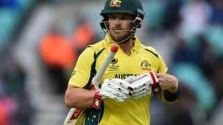 Australia Could Start With Early Spin in World Cup: Aaron Finch