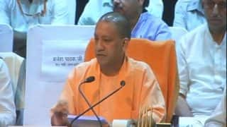 Uttar Pradesh CM Yogi Adityanath Presents White Paper on the Completion of 6 Months of BJP Rule in State