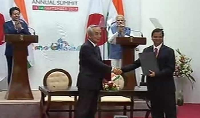 India, Japan Sign Key Agreements