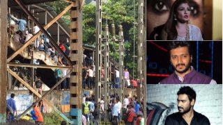 एलफिंस्टन स्टेशन भगदड़: अजय देवगन, रितेश देशमुख, रवीना टंडन और कई बॉलीवुड सितारों ने जाहिर किया दुख