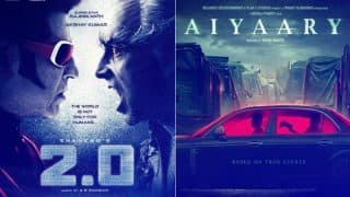Neeraj Pandey Has This To Say On The Clash Between Aiyaary And 2.0