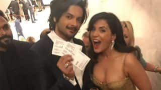 Did Richa Chadha and Ali Fazal Just Make Their Relationship Official?