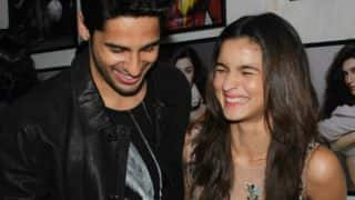 Sidharth Malhotra – Alia Bhatt Have Patched Up? This Video Is Proof!