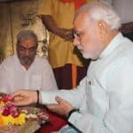 PM Narendra Modi on Nine-Day Navratri Fasting From Today, to Have Only Water
