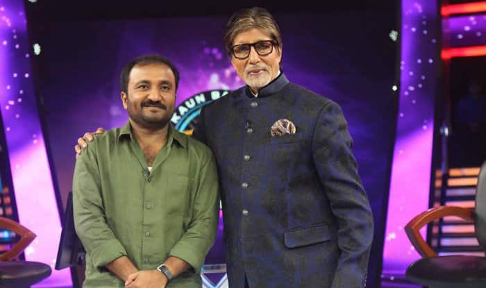 anand kumar in KBC