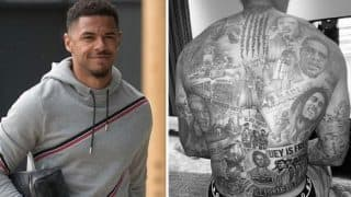 Andre Gray Inks Iconic Civil Rights Activists On His Back In A Fitting Tribute Calls The Tattoo A Masterpiece