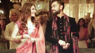 Anushka Sharma And Virat Kohli Look Like A Perfect Couple In Their Latest Pictures