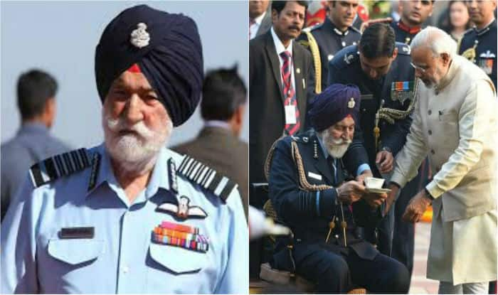 Image result for arjan singh death pm