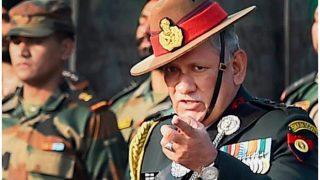 जनरल बिपिन रावत की हुंकार, 'जिसने मचा दी पाकिस्तान-चीन में खलबली'