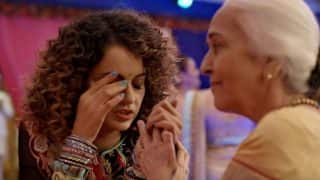 CBFC Demands 10 Cuts In Kangana Ranaut's Simran
