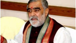 Union Minister Ashwini Choubey Backs 'Gau Rakshaks', Calls Them 'Priests of Peace'