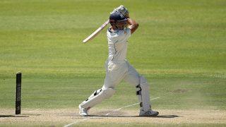 प्रैक्टिस मैच में स्टोनिस की धमाकेदार बल्लेबाजी, ऑस्ट्रेलिया को 347 रन तक पहुंचाया