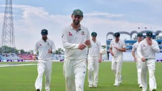 Australia Slip to No.5 in Test Rankings, India Top The Table