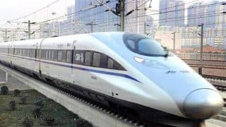 Mumbai-Ahmedabad Bullet Train to Shuttle Every 20 Minutes During Peak Hours
