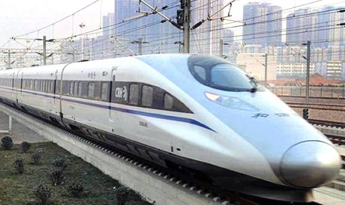 China raises bullet train speed limit back to 350 kph