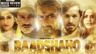 Baadshaho Movie Review: Ajay Devgn - Emraan Hashmi Strike Gold; Steal Your Heart In This Heist Thriller