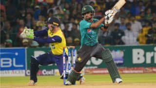 Pakistan vs ICC World XI 2017: Babar Azam rises to 6th spot in ICC T20I Rankings