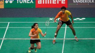 Pranaav Chopra-Sikki Reddy Out of Japan Open, Lose to Takuro Hoki-Sayaka Hirota in Semis