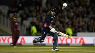 England vs Windies 1st ODI 2017: Jonny  Bairstow Ton Shatters Windies' Direct WC Qualification Chance