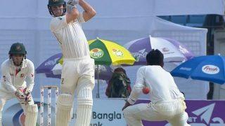 Australia Edge Ahead in Chittagong Test Against Bangladesh on Day 3