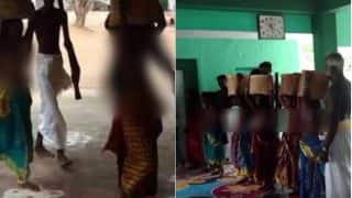 Bare-chested Minor Girls 'Worshipped' Like Goddesses by Male Priest in Bizarre Madurai Temple Ritual