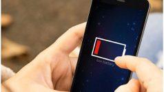 तेजी से खत्म हो रही है 5G इस्तेमाल करने वालों की बैटरी, अगर ये काम करें तो नहीं होगी दिक्कत