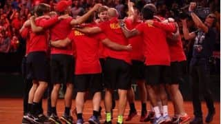 France to Face Belgium in Davis Cup Final in November