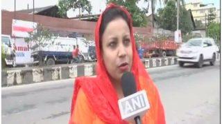 बोलीं बेनजीर- 'मुसलमान हूं इसलिए बीजेपी ने दिया तीन तलाक'