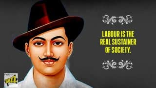 Bhagat Singh 110th Birth Anniversary: 8 Patriotic Quotes By The Revolutionary Freedom Fighter That We Need to Remember