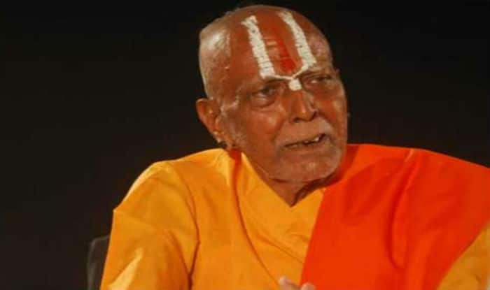 Mahant Bhaskar Das Chief litigant in Ayodhya case is dead